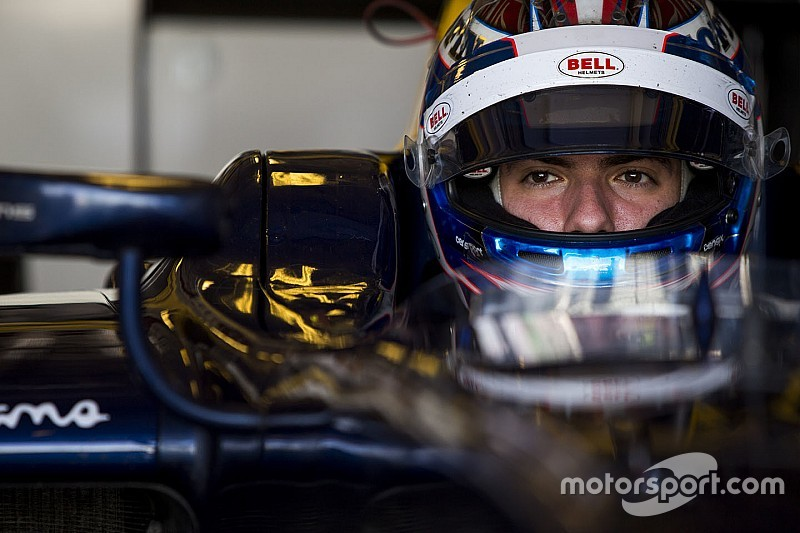 Latifi to get F1 free practice run as Renault test driver