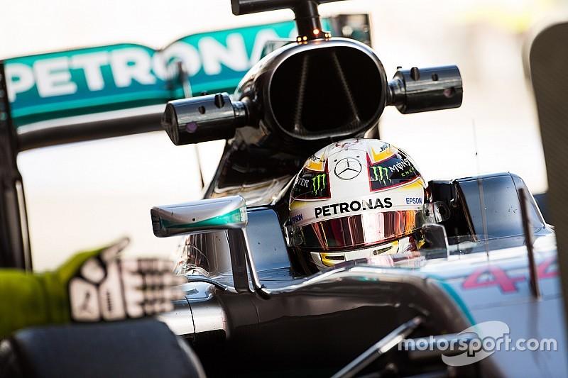 Die Funk-Restriktionen in der Formel 1 2016 spalten die Meinungen der Fahrer