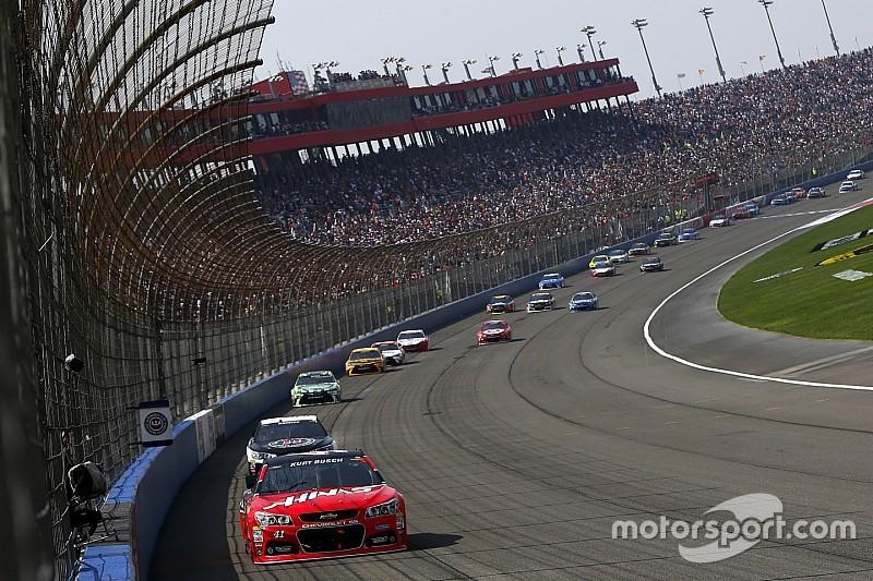 Fontana-Vorschau: NASCAR in Hollywood