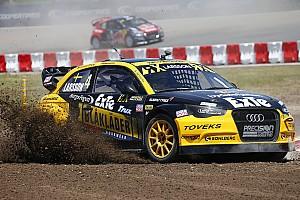 WK Rallycross Nieuws Robin Larsson full-time in World Rallycross in 2016