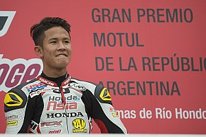 Moto3 Rennbericht Moto3-Sensation: Pawi gewinnt in Argentinien
