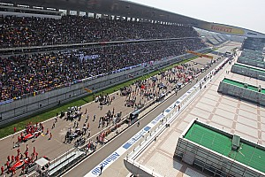 Formula 1 Preview Timetable of the 2016 Chinese Grand Prix