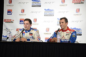 """IndyCar Breaking news Julia Wilson: """"Stefan will do well and honor his brother"""""""