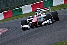 范多恩:F1和Super Formula关键区别在于轮胎