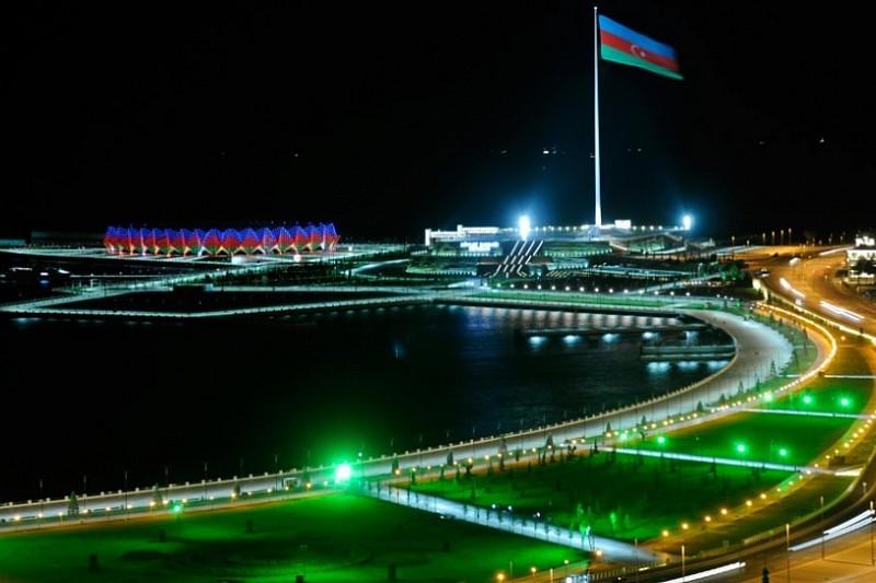 Навіщо Азербайджану етап Ф1?
