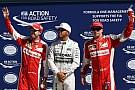 Гран Прі Італії: кваліфікація