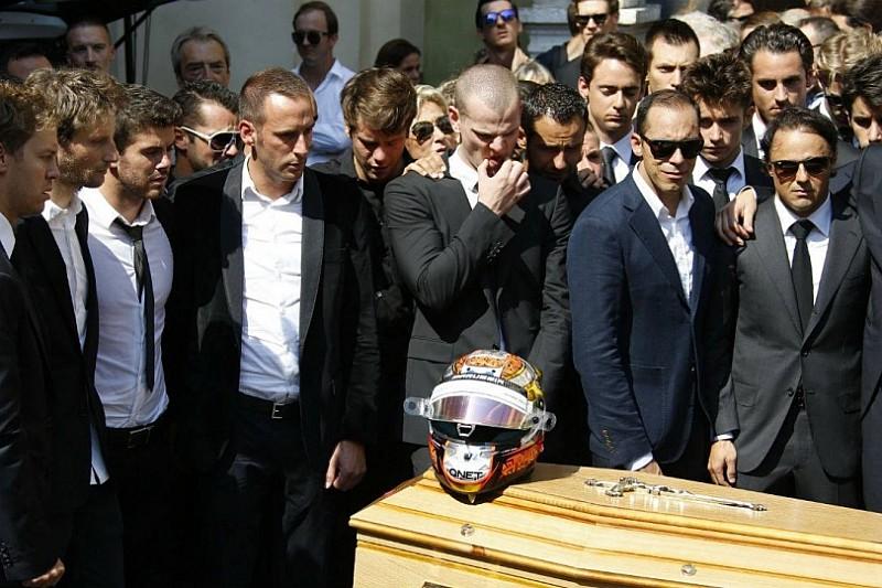 Сім'я і колеги попрощалися c Жюлем Бьянкі