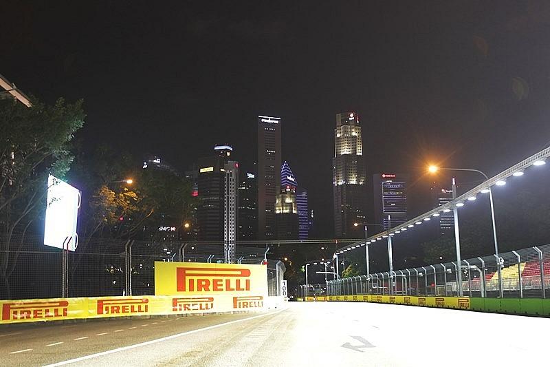 Pirelli о гонке в Сингапуре