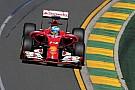 Гран При Австралии: первая тренировка