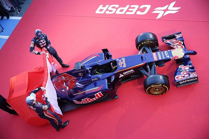 Торо Россо начинает новую эру с Renault