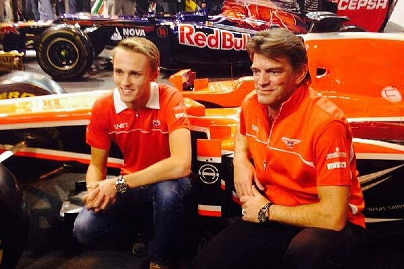 Макс остается в Marussia на второй сезон