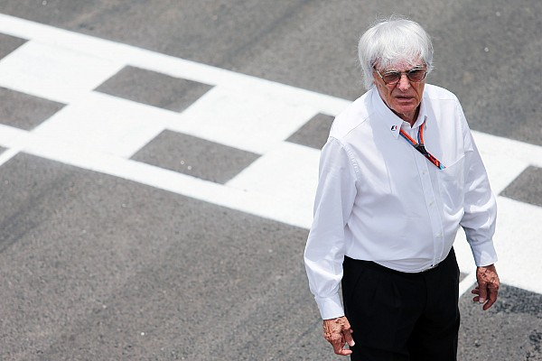 Formula 1 Breaking news Ecclestone willing to scrap engine agreement