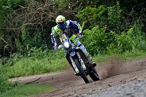 Dakar Interview TVS hints full-scale Dakar entry in future