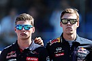 Red Bull confirms Verstappen/Kvyat swap for Spain