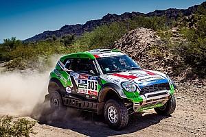 Dakar Nieuws Van Loon opnieuw met Mini in Dakar:
