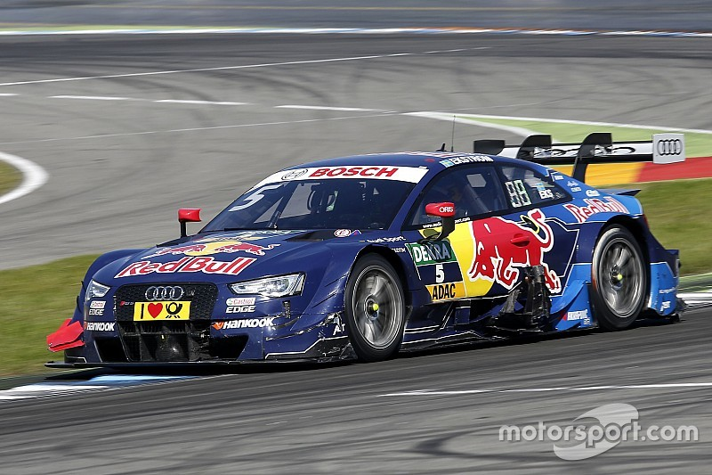 dtm in hockenheim audi fahrer mattias ekstr m in letztem. Black Bedroom Furniture Sets. Home Design Ideas