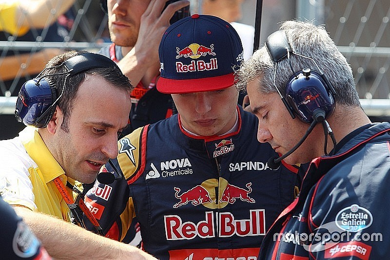 Toro Rosso: зміни в складі гоночних інженерів