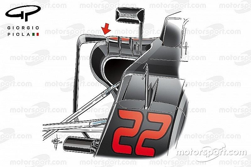 Технічні новинки Гран Прі Росії: як в McLaren скоротили відставання