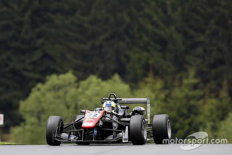 Євро Ф3 в Шпільбергу: Ерікссон виграв перший поул