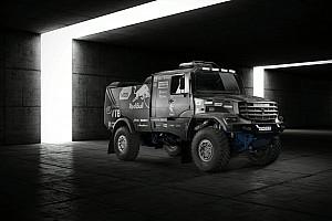 Dakar Top List Galería: el Kamaz truck para el Dakar 2017