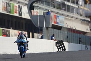 Moto3 Rennbericht Jorge Navarro gewinnt in Barcelona und widmet seinen ersten Sieg Luis Salom