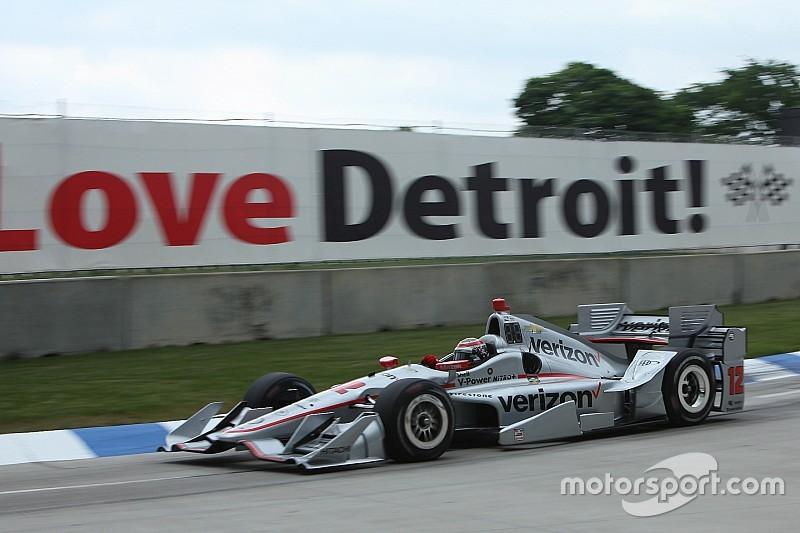 インディカー デトロイト・レース2:パワーが久々の勝利。琢磨トップ10フィニッシュ