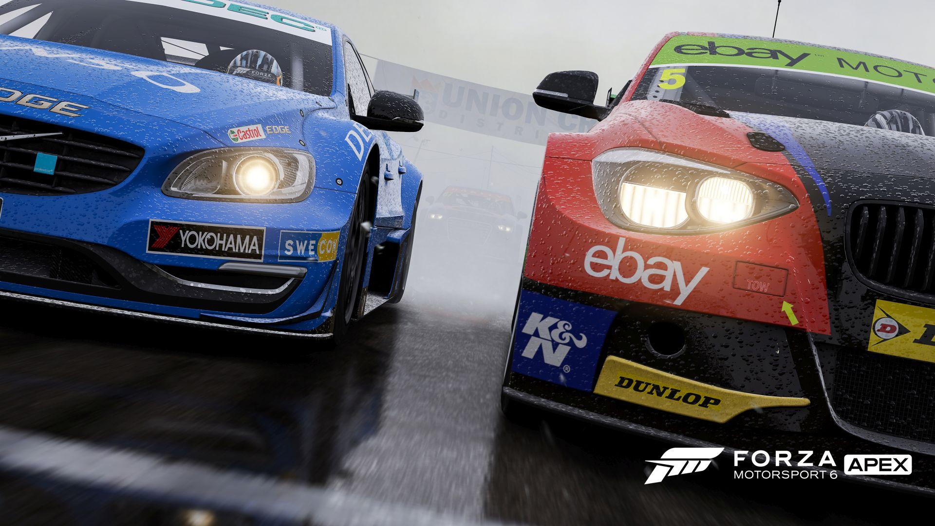 Kiszivárgott gameplay a Forza 6 PC-s verziójából