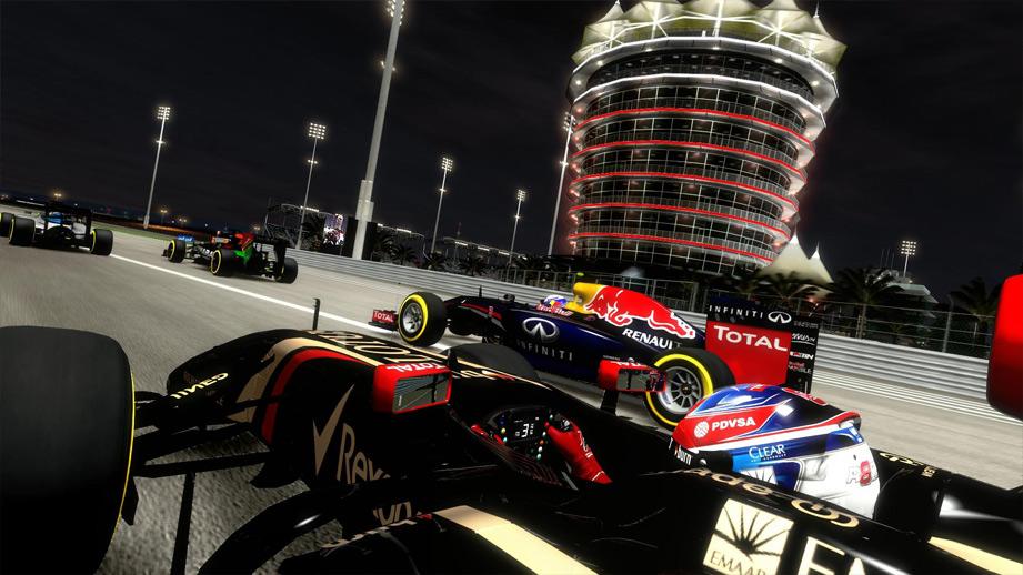 Nyerj F1 2014 játékot PC-re, PS3-ra, vagy Xbox 360-ra! Legyél a Forma-1 új bajnoka!