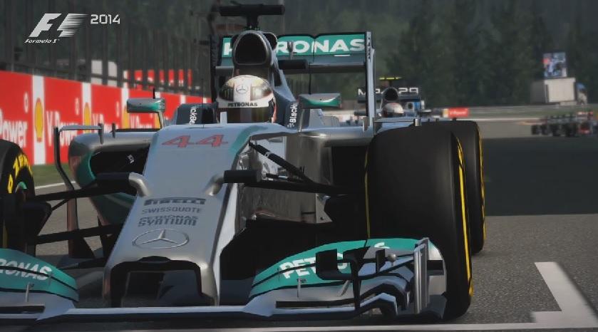 F1 2014: Megjelent a legújabb trailer a játékról