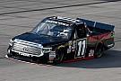 NASCAR Truck Positivo regreso de Germán Quiroga a NASCAR