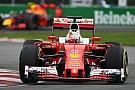 Феттель високо оцінив оновлення Ferrari