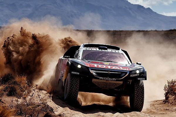 Dakar Ultime notizie L'equipaggio Sainz-Moya avrebbe potuto riformarsi per la Dakar!