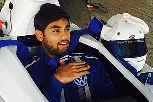 Touring Breaking news Reddy set for international debut in Volkswagen GTI Cup