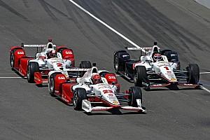IndyCar BRÉKING IndyCar: brutális tempó, halálfélelem nélkül