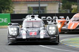 Le Mans Relato do treino livre Porsche faz 1-2 em treino livre; di Grassi é 3º