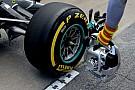F1タイヤの内圧をチェックする新しい方法