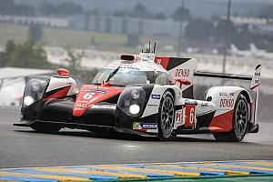 Ле-Ман Репортаж з гонки Ле-Ман. 6 годин позаду: Toyota тимчасово виходить у лідери