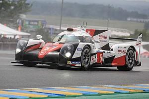 Ле-Ман Репортаж з гонки Ле-Ман. Ніч позаду: битва Toyota та Porsche триває