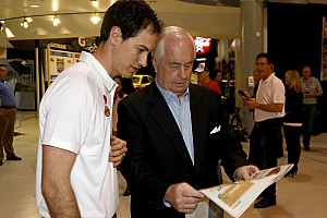"NASCAR Sprint Cup Breaking news Penske defends drivers: ""This is not a popularity contest"""