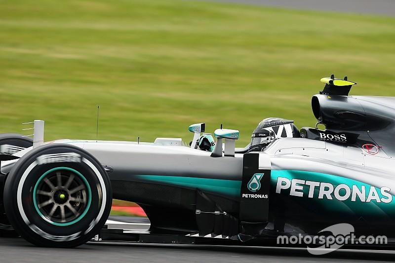 Mercedes n'a voulu prendre aucun risque pour Rosberg