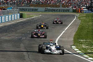 Formula 1 Breaking news Imola signs agreement with Ecclestone for Italian GP