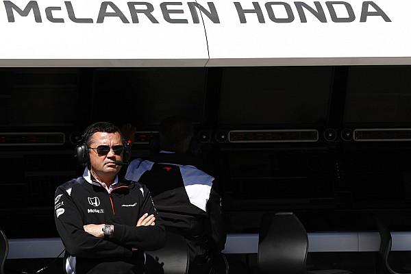 Formula 1 Intervista Boullier: