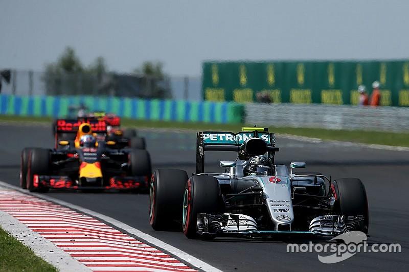 Formel-1-Teamchef: Red Bull Racing fehlen mit Renault 47 PS auf Mercedes