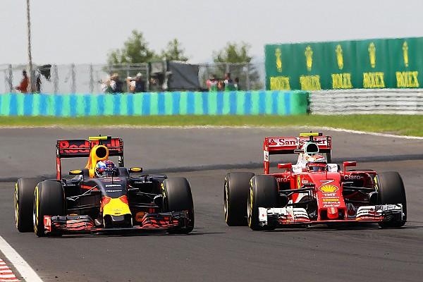 Formule 1 Actualités Ferrari -