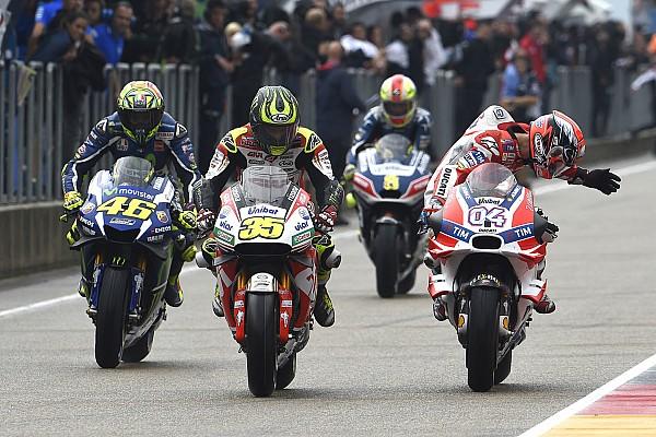 MotoGP Actualités Rossi favorable à l'introduction des communications radio