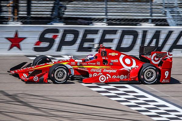 IndyCar Actualités Target ne sera plus le sponsor de Ganassi en IndyCar