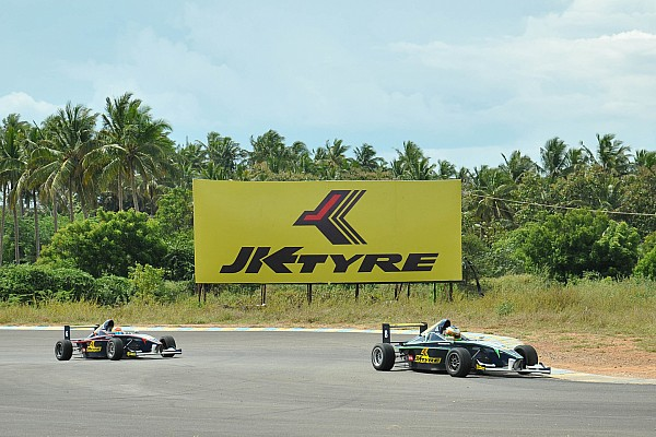 Indian Open Wheel Coimbatore Euro JK: Maini eases to maiden win