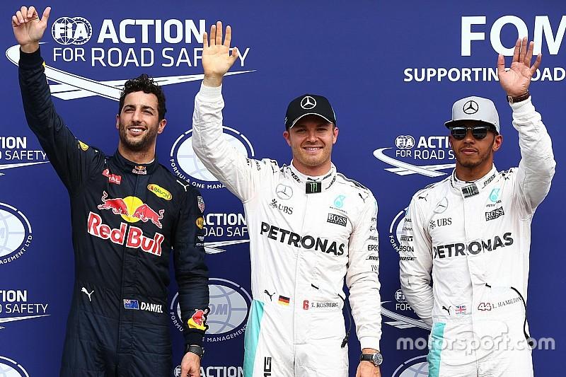 Formel 1 Hockenheim: Pole-Position von Nico Rosberg – Sebastian Vettel nur Sechster