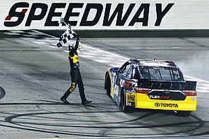 NASCAR XFINITY Notícias