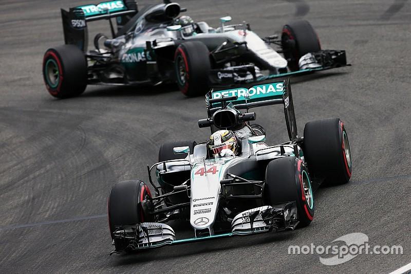Mercedes: Kein zusätzlicher Druck, um Crashs zwischen Hamilton und Rosberg zu vermeiden